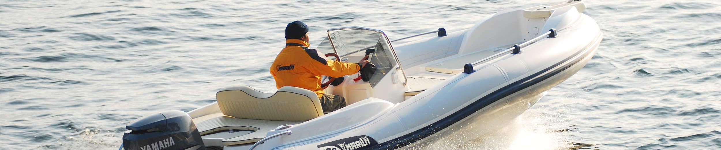 Marlin Boat - Outboard model  182