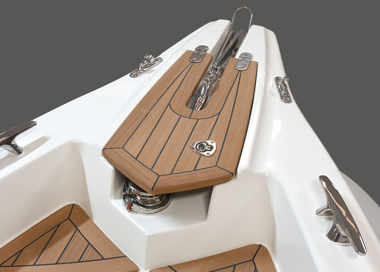 Modello 298 - Electrical anchor windlass