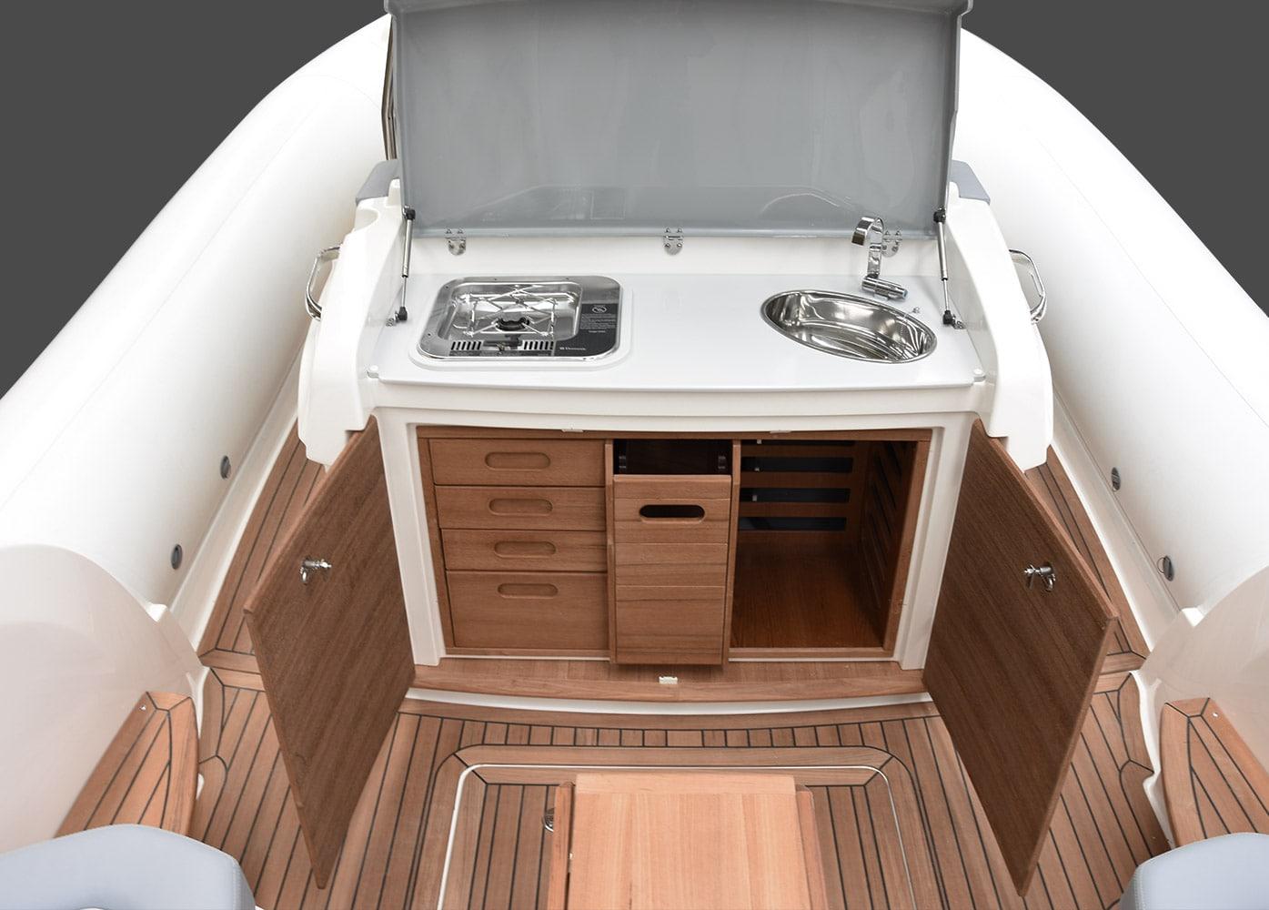 Modello fuoribordo 372 marlin boat - Mobile per lavandino cucina ...