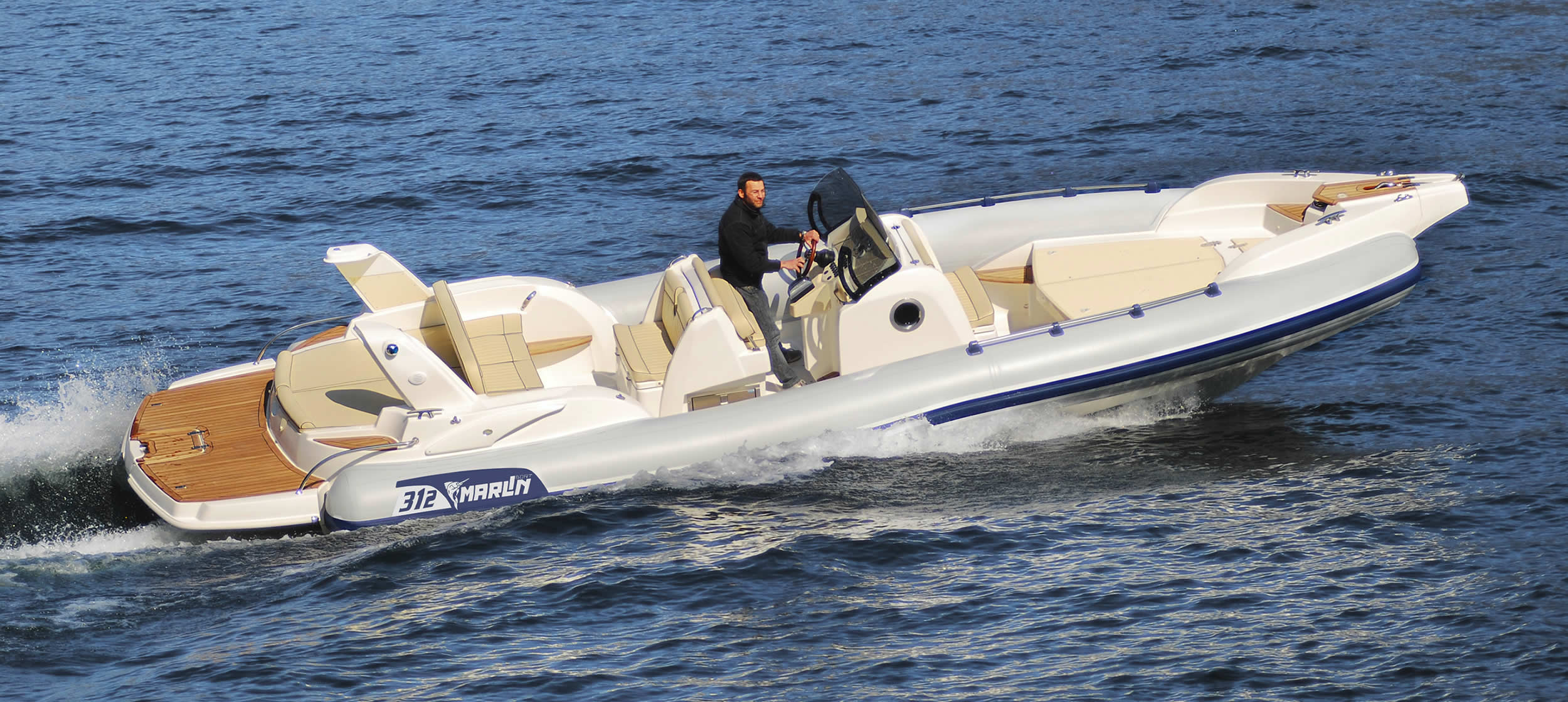 Marlin Boat - any other choice will be a compromise